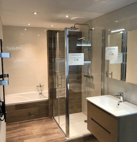 Hoe benut ik het best een kleine badkamer?